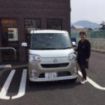 長野, 新車, ジョイカル車検, キュート, キャンバス, かわいい